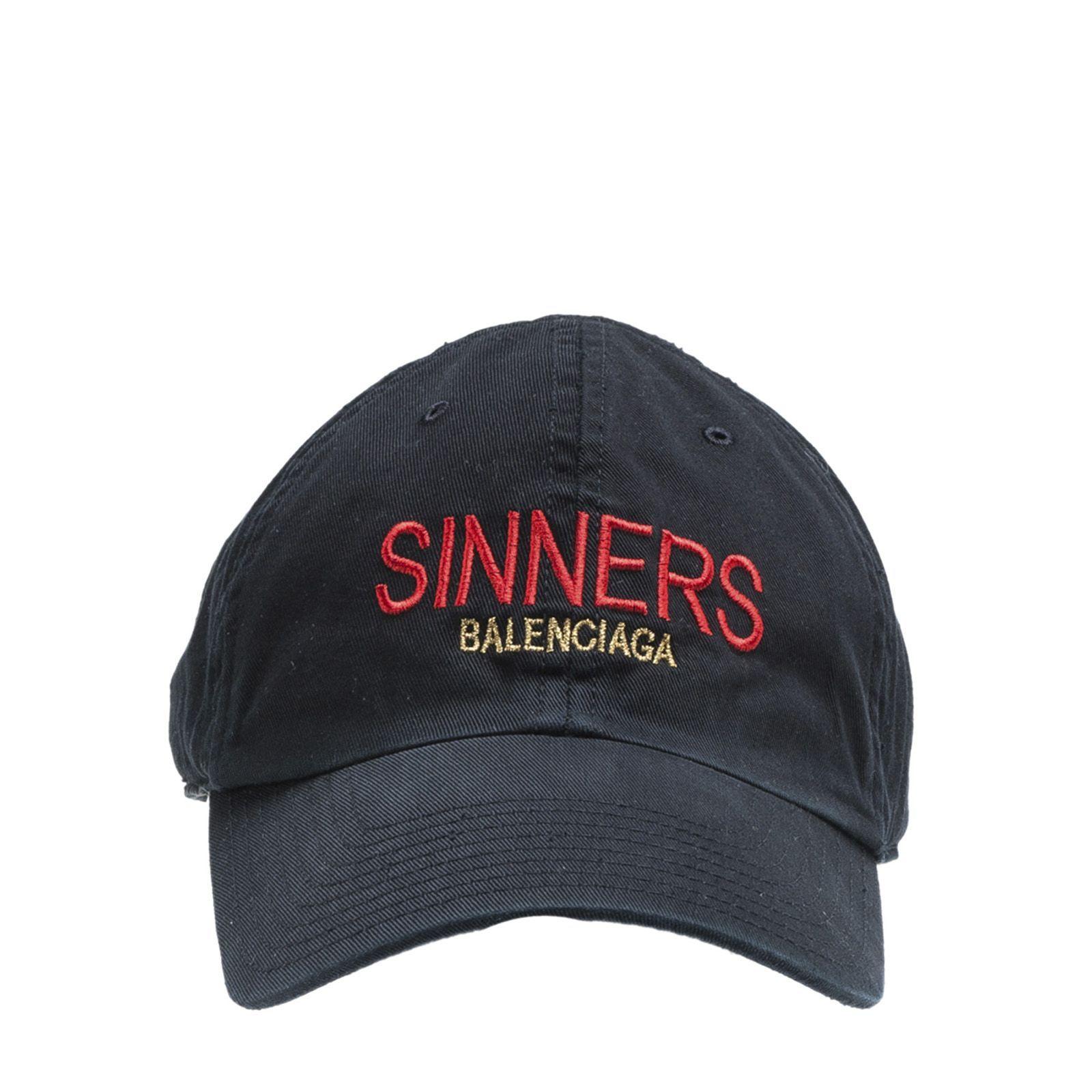 21c27231f66 BALENCIAGA SINNERS HAT.  balenciaga   Mens Fashion