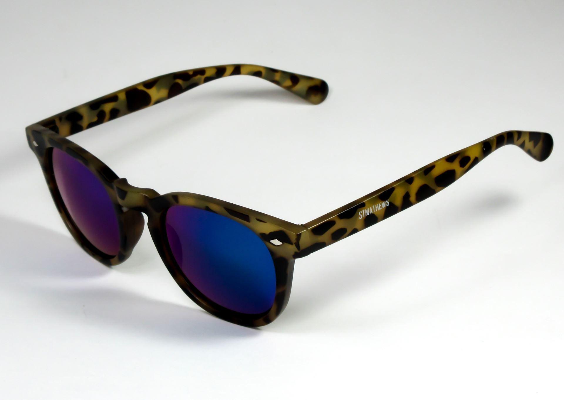 Gafas de Sol #ST.MATHEWS ¿Unas gafas con estampado atigrado en su ...