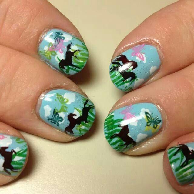 Horse nails | ♡nails♡ | Pinterest | Horse nails