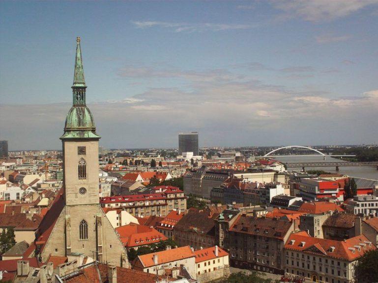 26 достопримечательностей Братиславы: что посмотреть за ...
