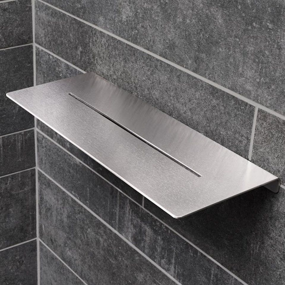 Phos Duschablage »DA300«, Reduzierte Ablage für Dusche