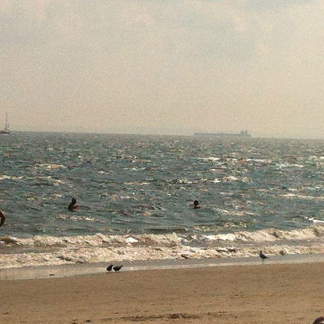 Brighton Beach in Brooklyn..!!