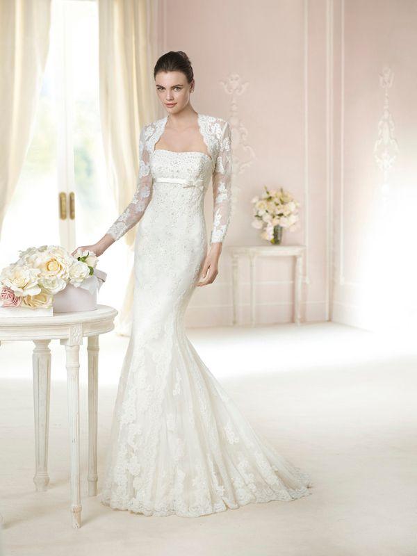 Flossmann | Hochzeit | Pinterest | Brautmode