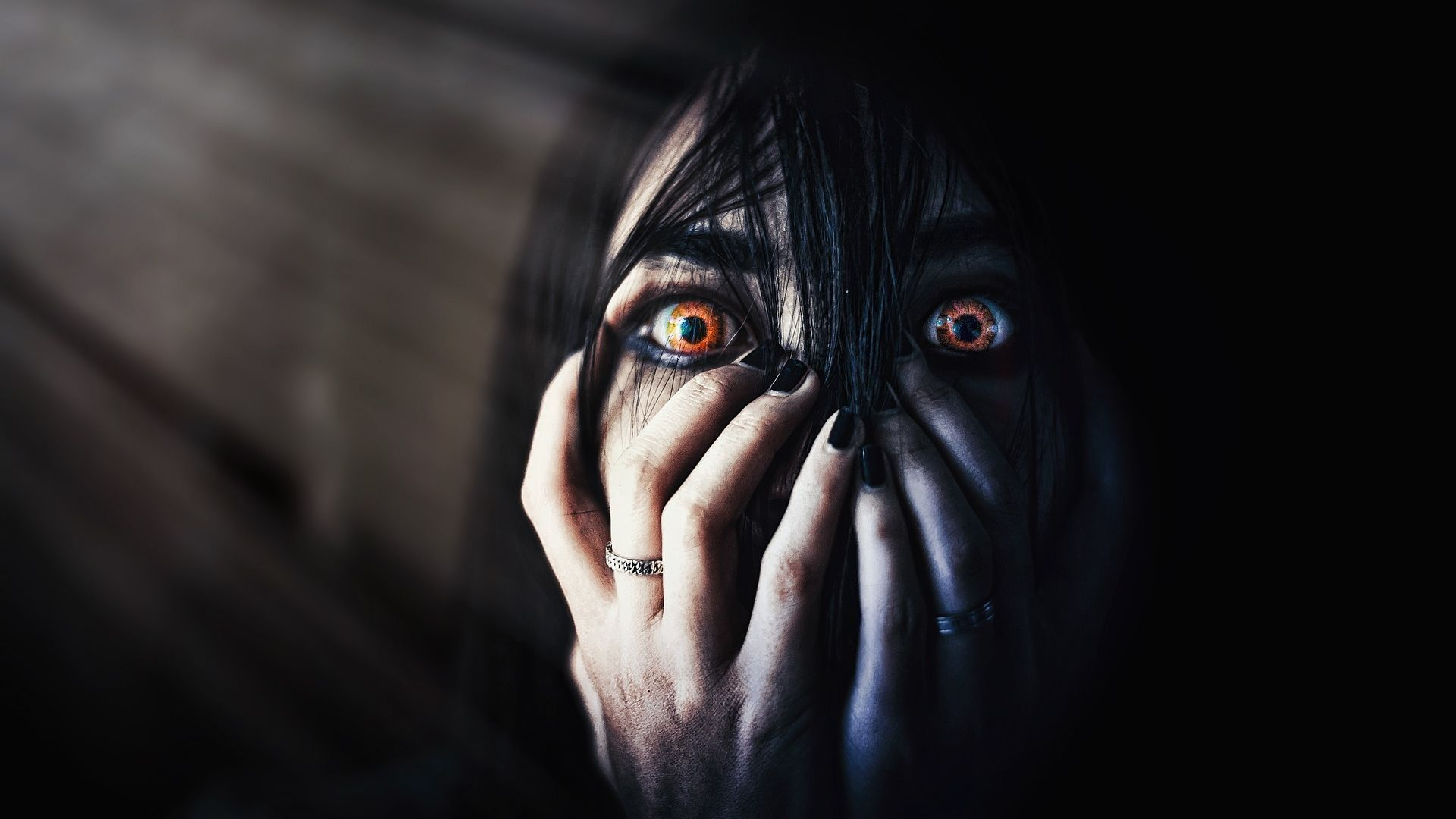 Pin By Zombee Ghoul On Creepy Cool Or Just Interesting With Images Scary Movies Scary Wallpaper Scary