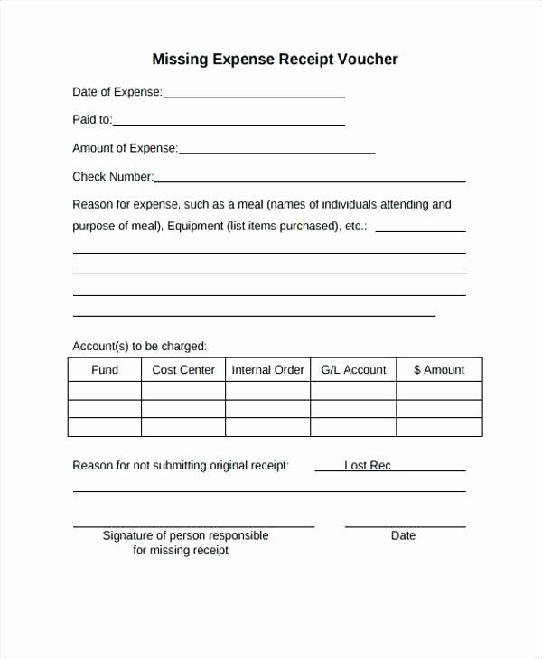 Air Force Lost Receipt Form Unique Lost Receipts Samplethatub Resume Template Word Templates Funeral Program Template