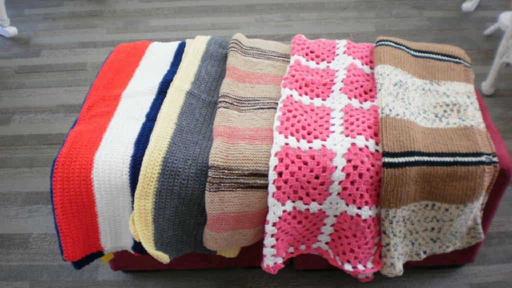 Lap Robes Crochet Pattern For Injured Veterans Free Pattern