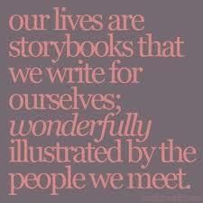 Storybooks.
