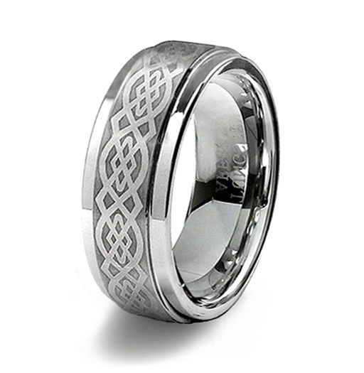 Mens Tungsten Celtic Wedding Bands Wedding And Bridal Inspiration Tungsten Celtic Wedding Bands Tungsten Wedding Bands Celtic Wedding Bands