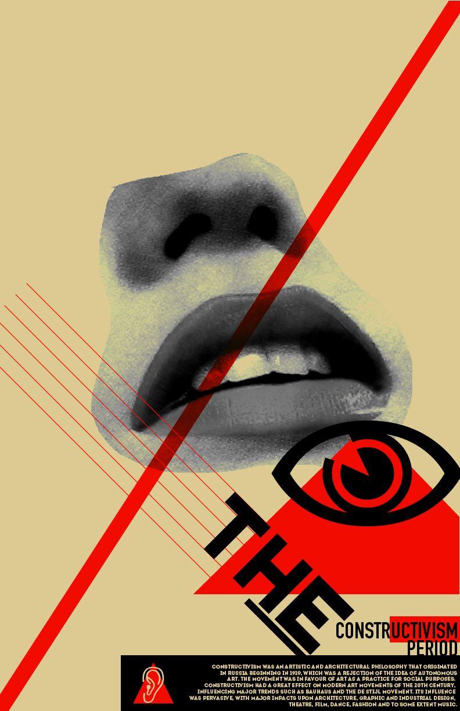 Poster design jpg - Russian Constructivist Graphic Design Google Search