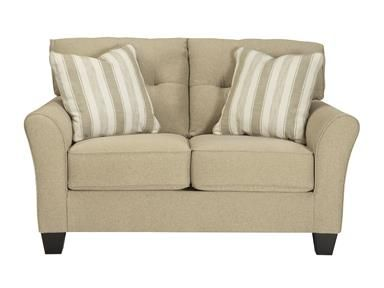 Signature Design by Ashley Living Room Loveseat 5190235 at