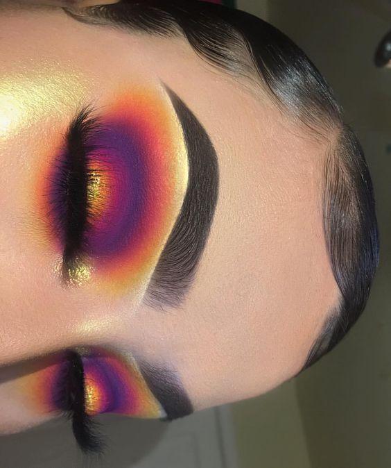 Photo of 12 Kreative Verfassung sieht Sie versuchen Need – Society19 #makeupcolorful einige neue Make-up