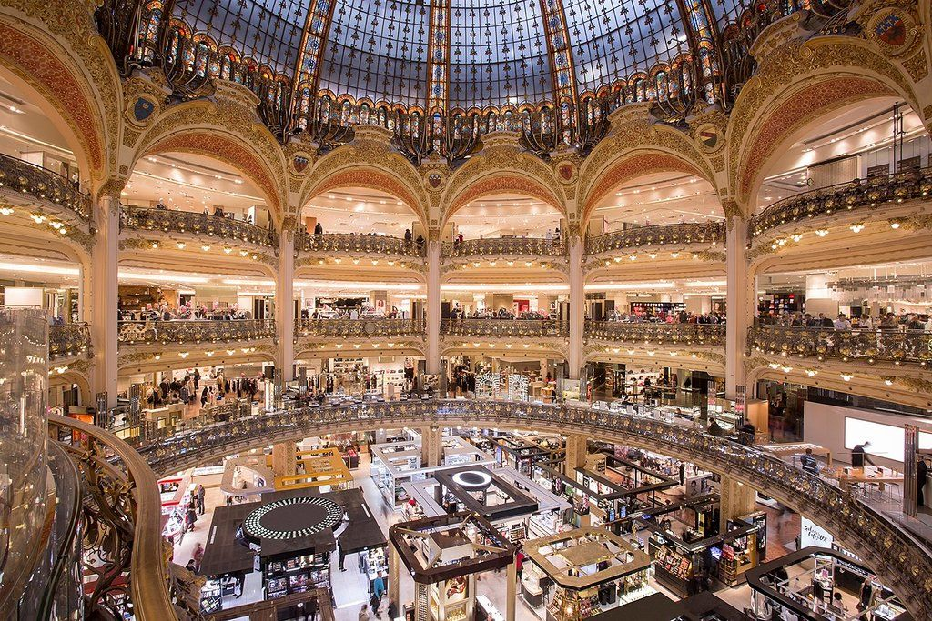 Galeries Lafayette Paris Haussmann 2019 All You Need To Know Before You Go With Photos Tripadvisor Paris City Guide Lafayette Paris Paris City
