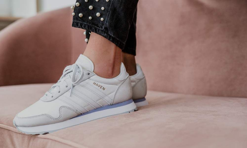adidas Haven W (weiß) CQ2523 | Turnschuhe, Mode outfits