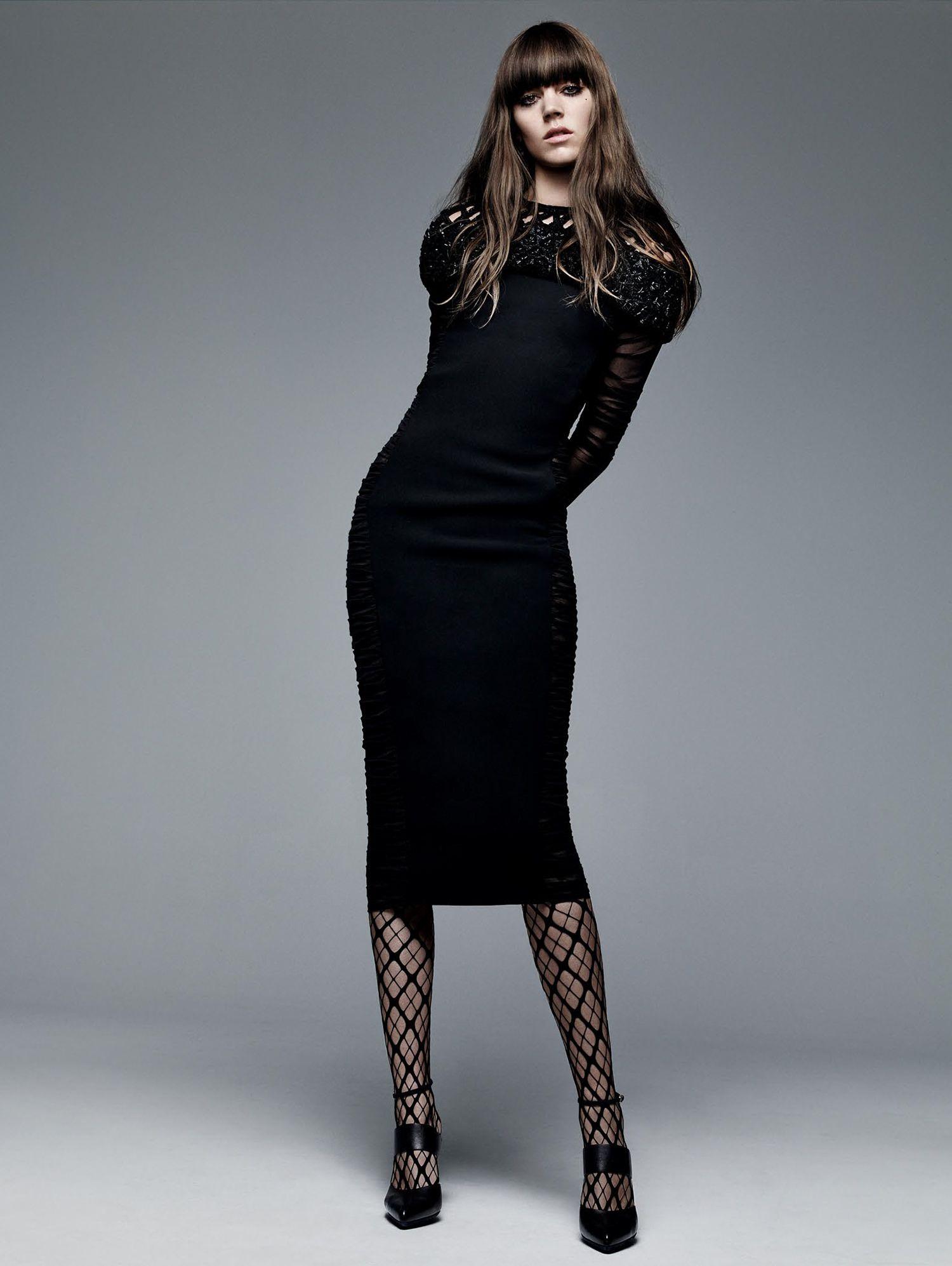 Freja Beha Erichsen Vogue China April 2015