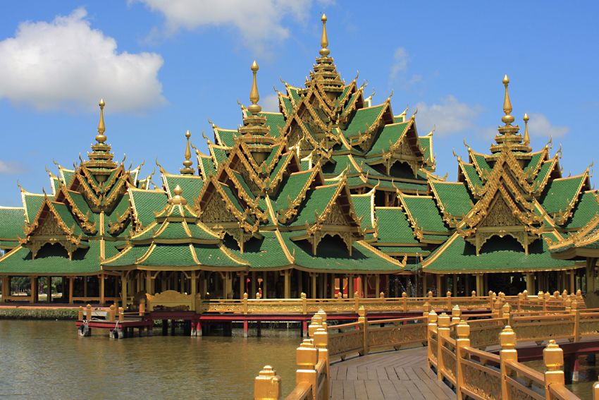Muang Boran The World's Largest 'Museum' Thailand