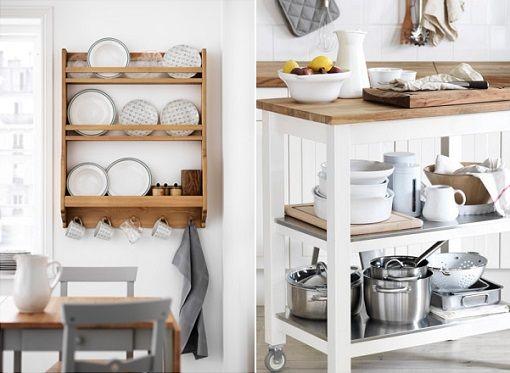 10 novedades en cocinas ikea 2015 muebles for Ikea cocinas accesorios