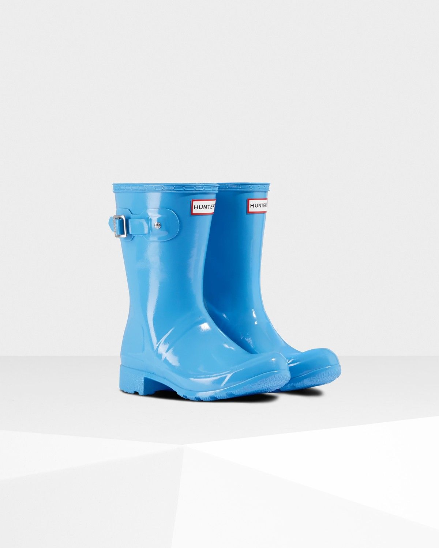 Hunter Women s Original Tour Short Gloss Rain Boots - Us 11 ... bc5c49969