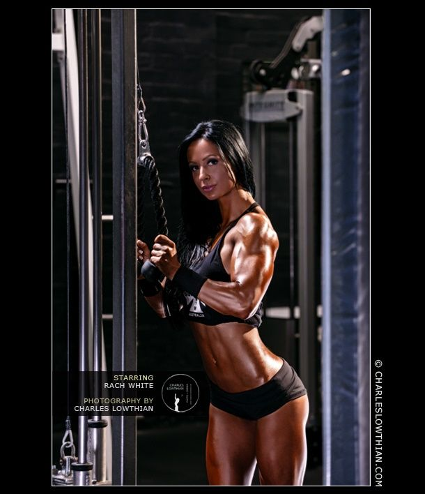 Ifbb Figure Champion Amp Fitness Model Rach White Talks With