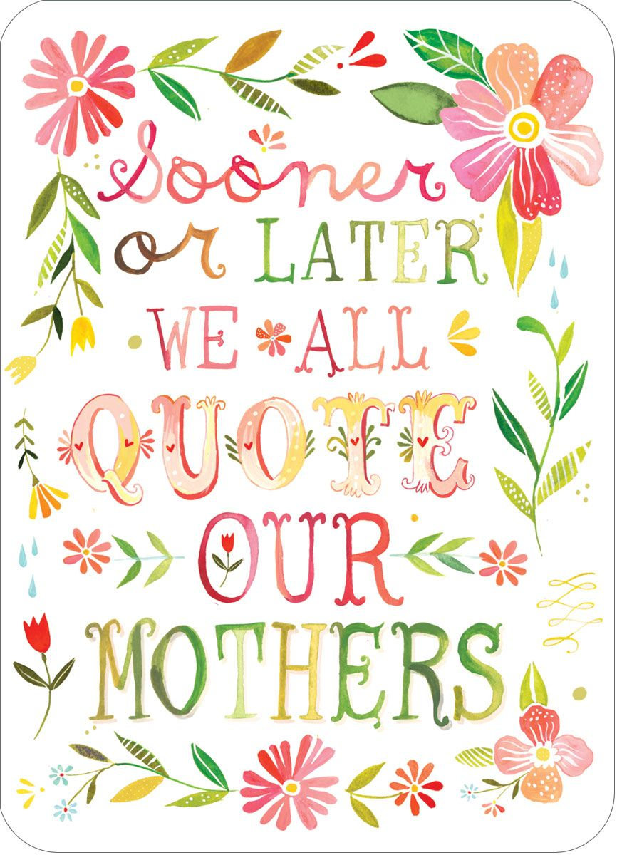 Mother Sayings And Quotes