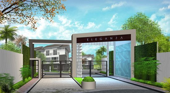 Entrance gate design for home google search entrance for Modern house entrance gate designs