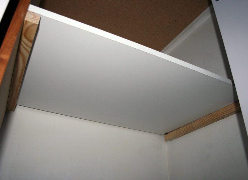Comment Fixer Une étagère Sans Percer Sols Murs Plafonds