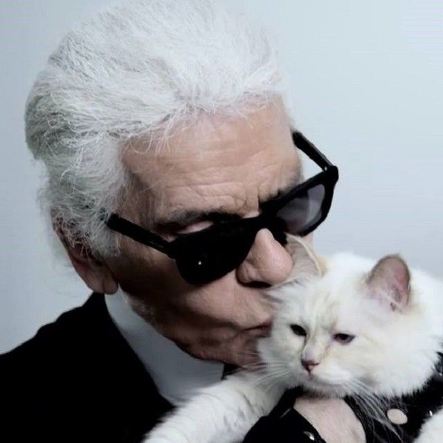 Karl & Choupette, THE TEAM!