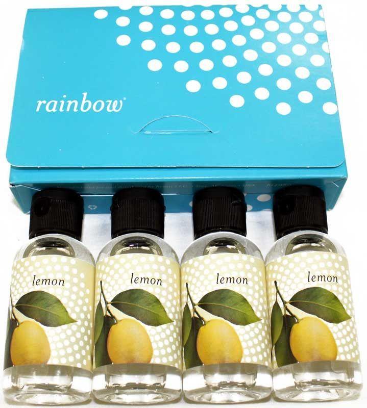 Rexair Fragrance, Lemon 2 Oz 4pk, R14937