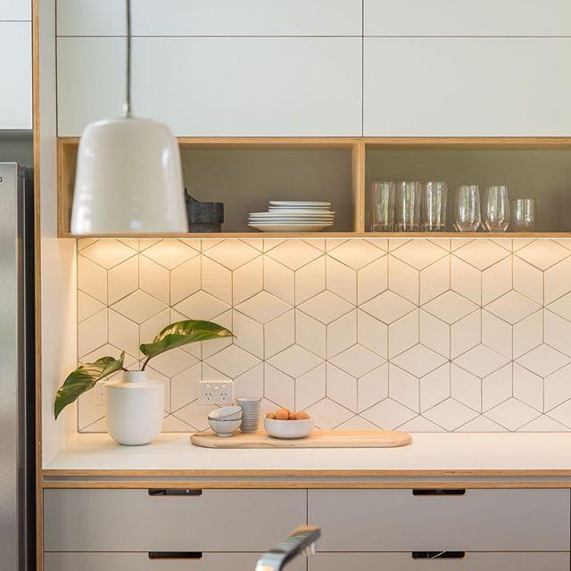 As figuras geométricas na decoração trazem um toque de modernidade. Inspire-se! | Geometric figures in the decoration bring a touch of modernity. Get inspired!