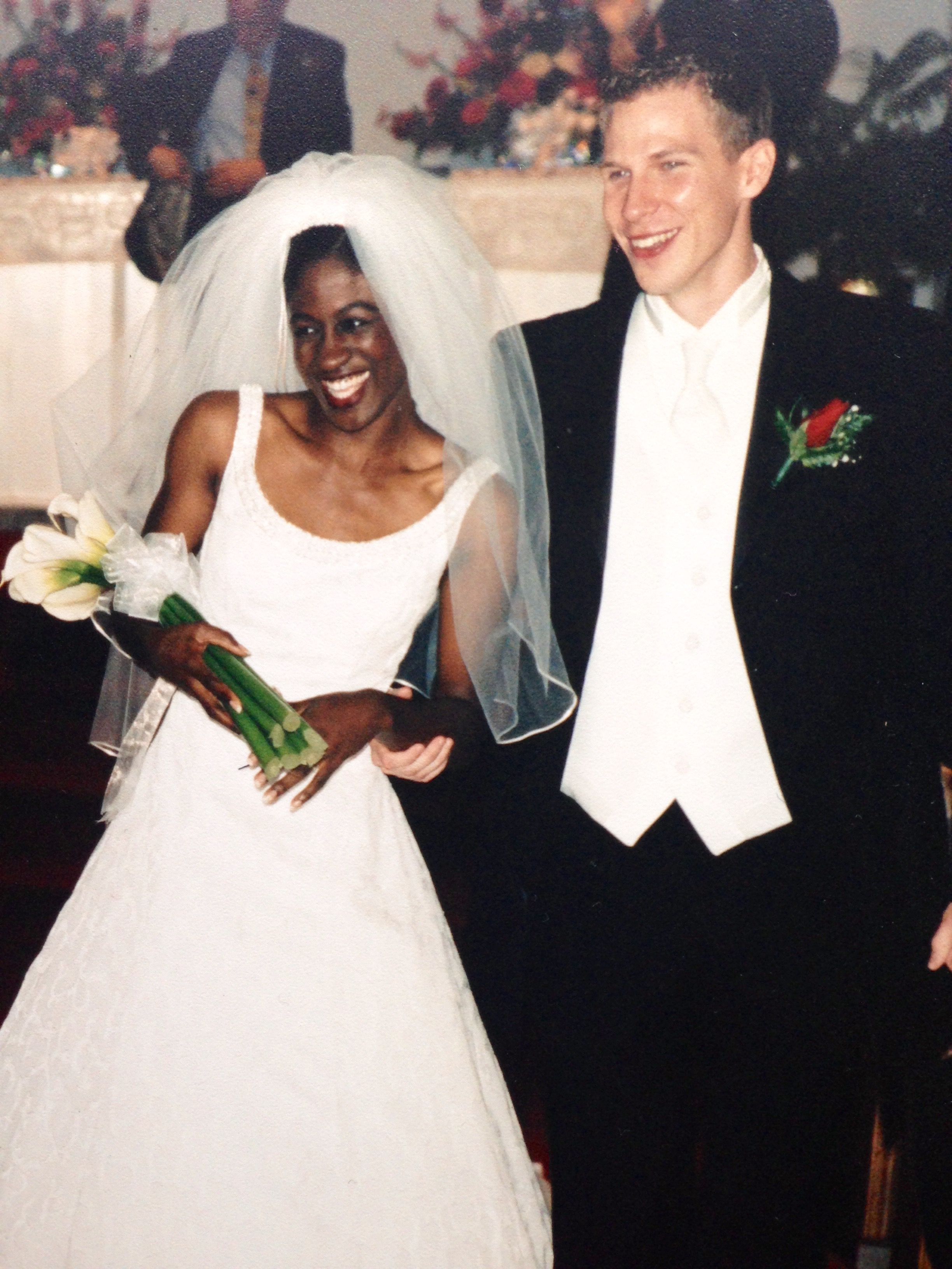 Can A Black Woman Marry A White Man? [VIDEO] Absolutely