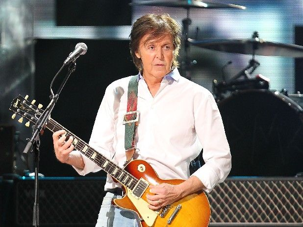 Paul McCartney To Appear On The Colbert Report