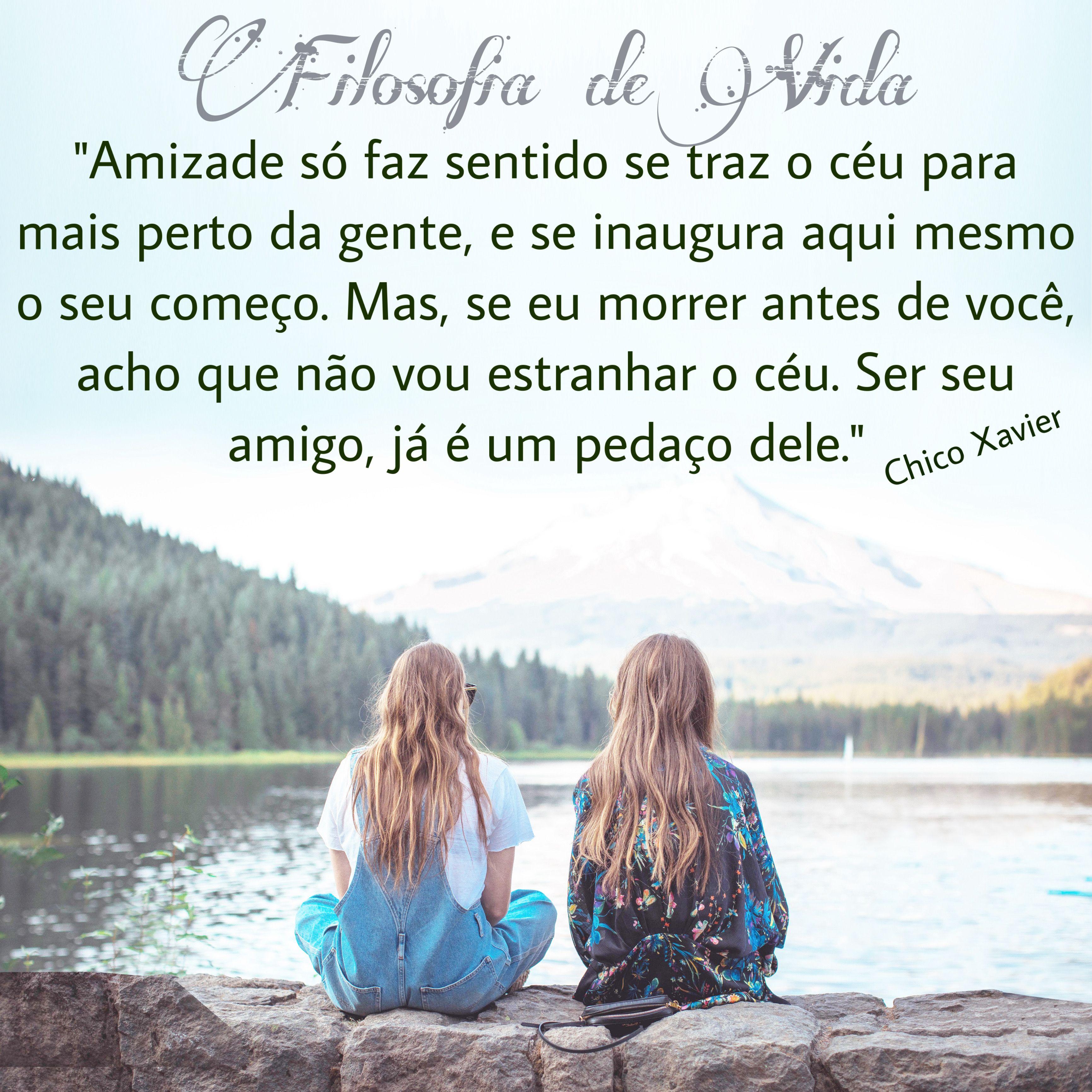Imagem Por Carlos Henrique Em Filosofia De Vida Chico Xavier