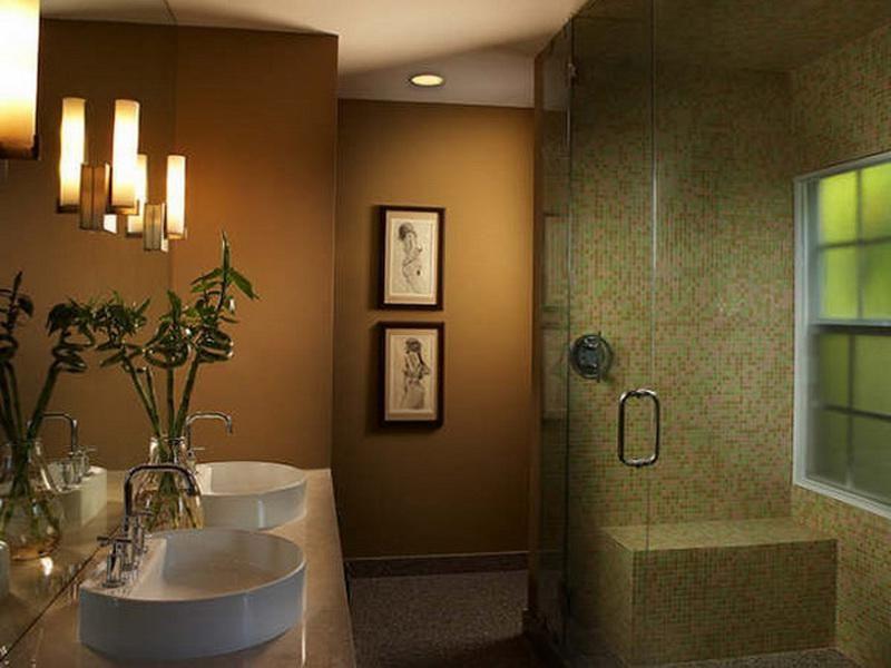 brown bathroom color ideas. Green And Brown Bathroom Color Ideas Extraordinary Gallery  Best