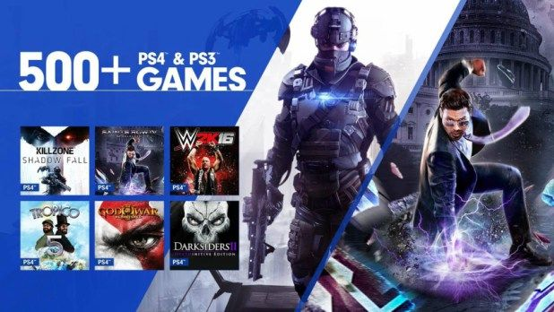 ألعاب بلايستيشن 4 تنضم لمكتبة خدمة Ps Now بعد أيام Ps4 Games