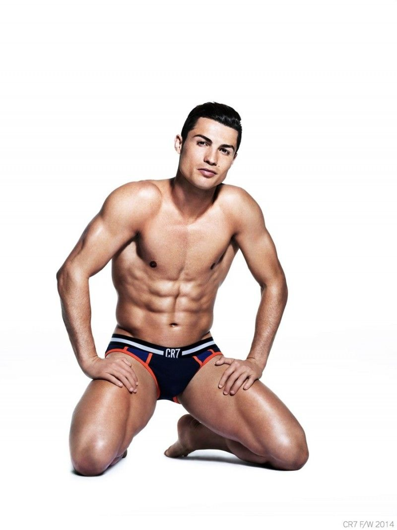 ab791922a34  CristianoRonaldo in his  CR7 underwear fall winter 2014 ad campaign  photographed by  Rankin