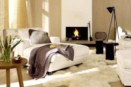 Wohnideen Naturtöne wohnräume einrichten mit weiß wohnraum treffen und weiss