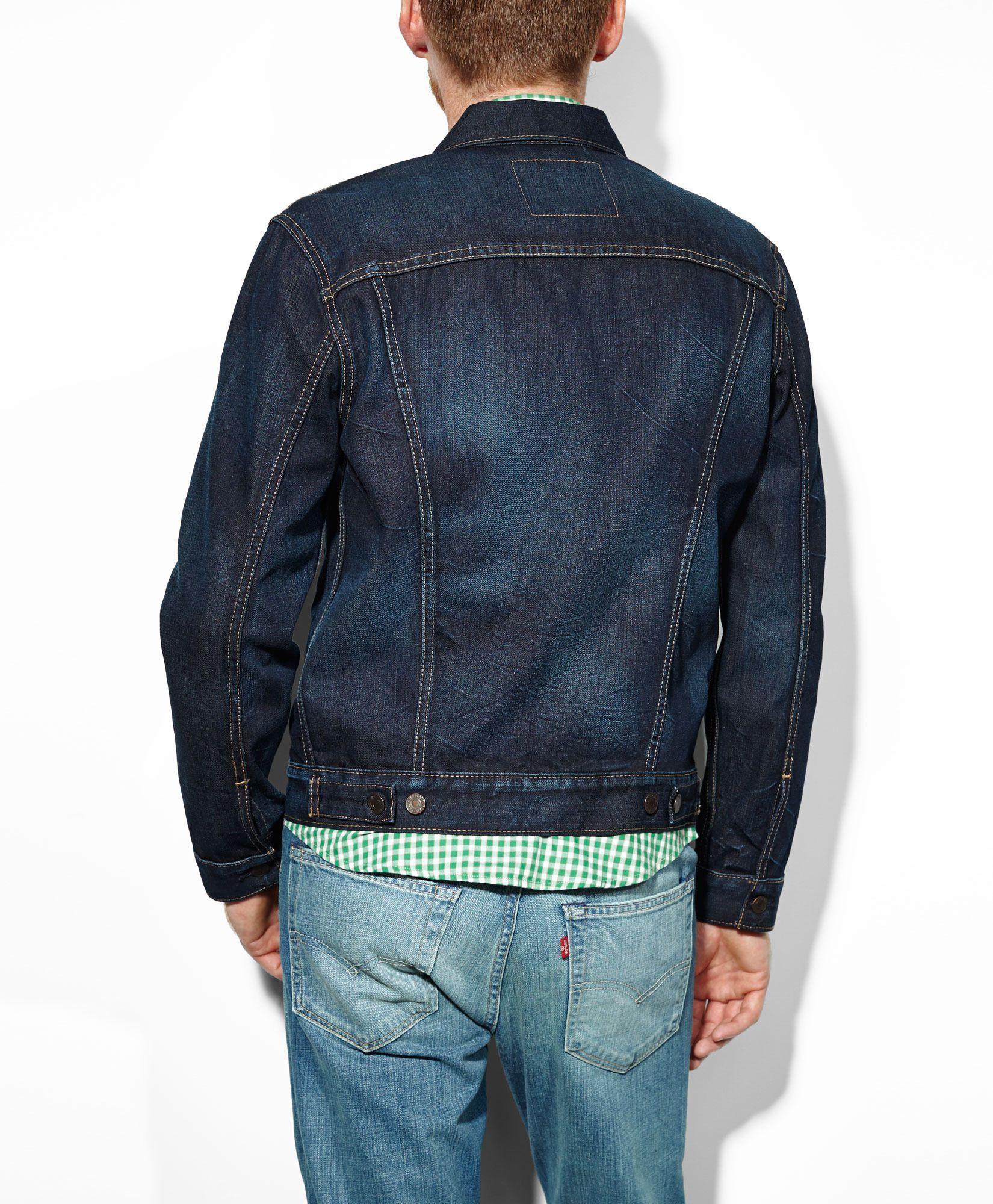 Classic! Levi's Slim Fit Trucker Jacket