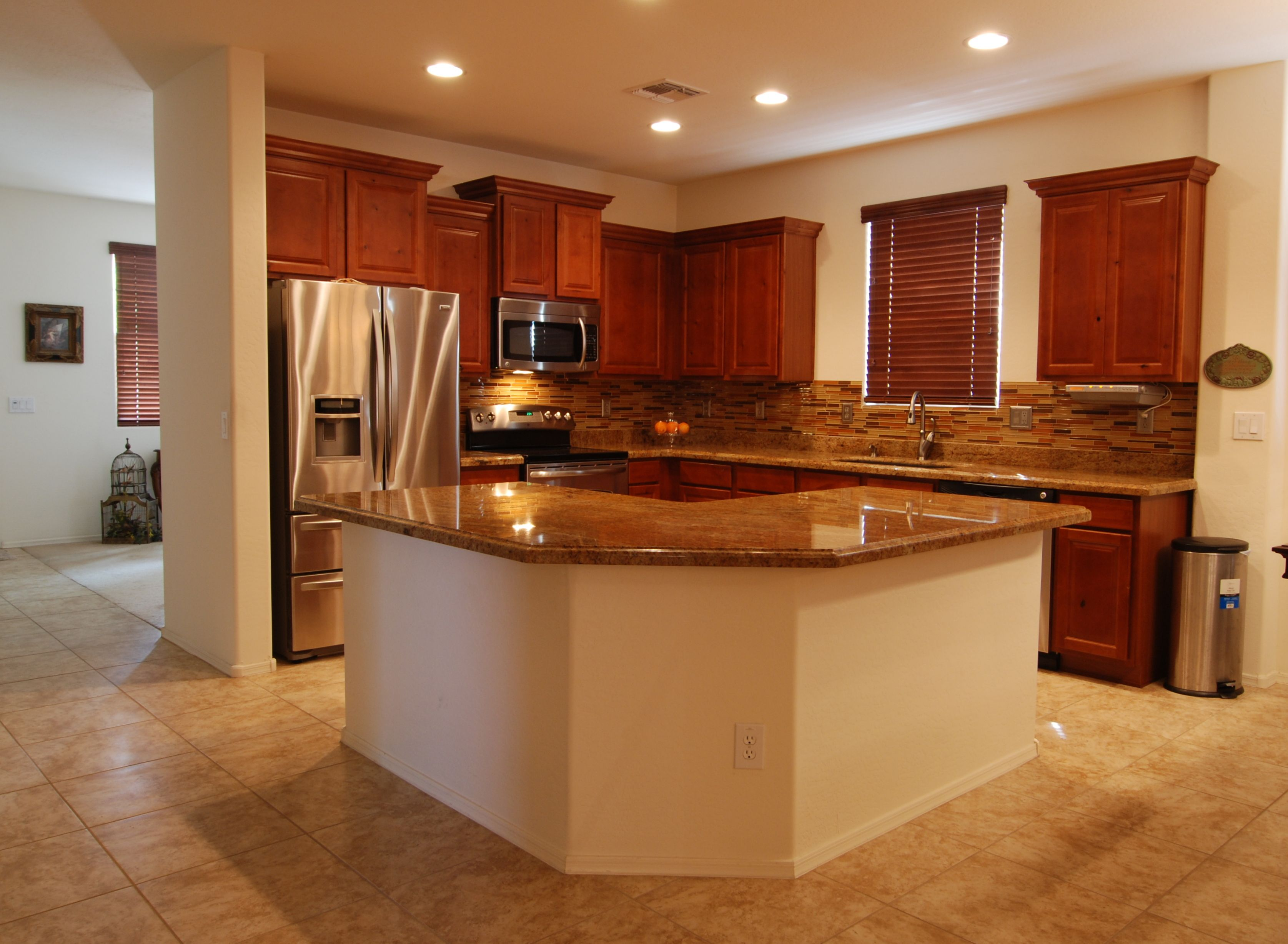 3416 W. Apollo Rd., Phoenix, AZ 85041. REDUCED $30K from original price!  Beautiful home for sale! $220K for chef's kitchen, five bedrooms and refreshing POOL in Phoenix Baseline Corridor! 20 minutes to downtown Phx.