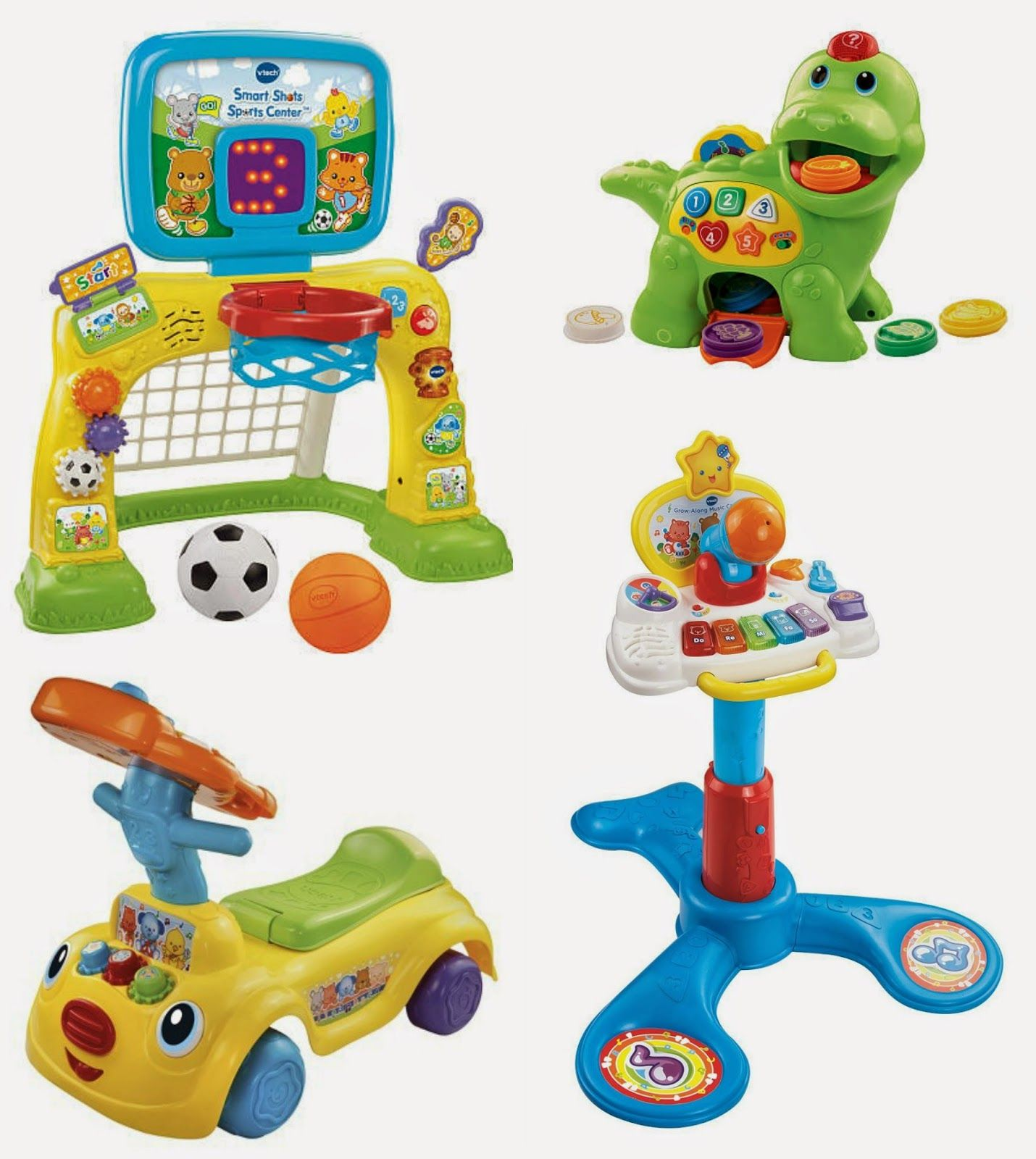 being MVP VTech® Learning Toys 130+ Bundle + Giveaway