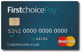 Image result for first choice mastercard