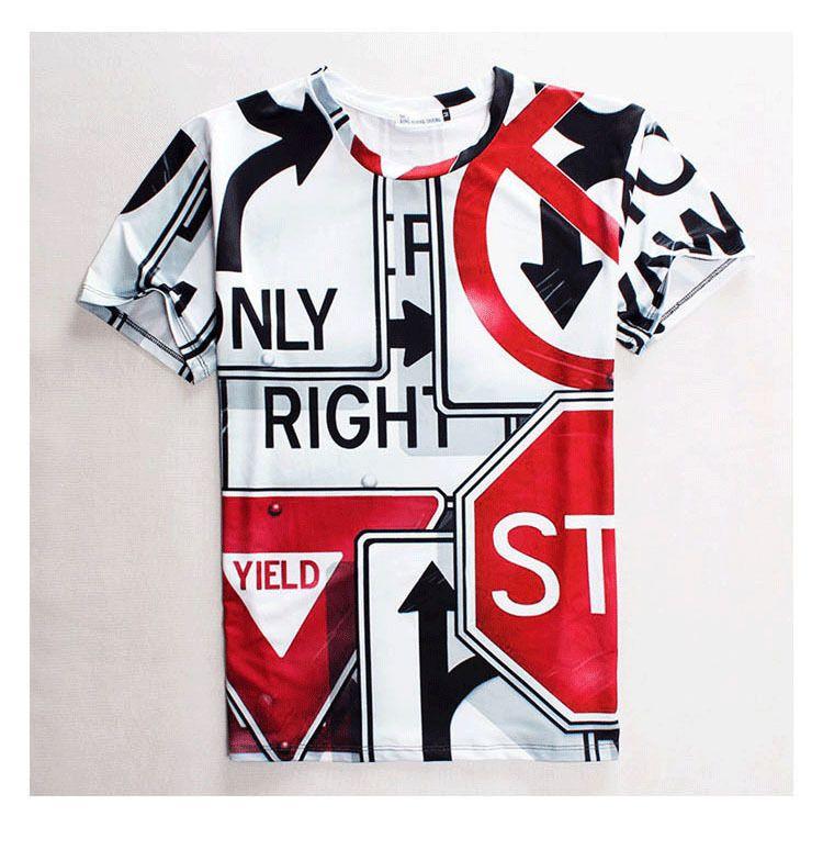 señales de transito fashion - Buscar con Google   t shirt print isp ...