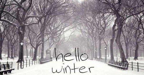 Hello Winter | Winter | Pinterest | Winter