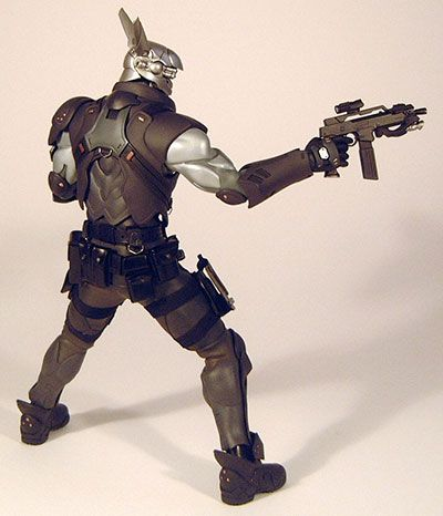 Briareos from Appleseed Ex Machina
