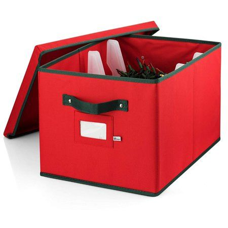 Musical Instruments Storage Boxes With Lids Christmas Storage Christmas Lights