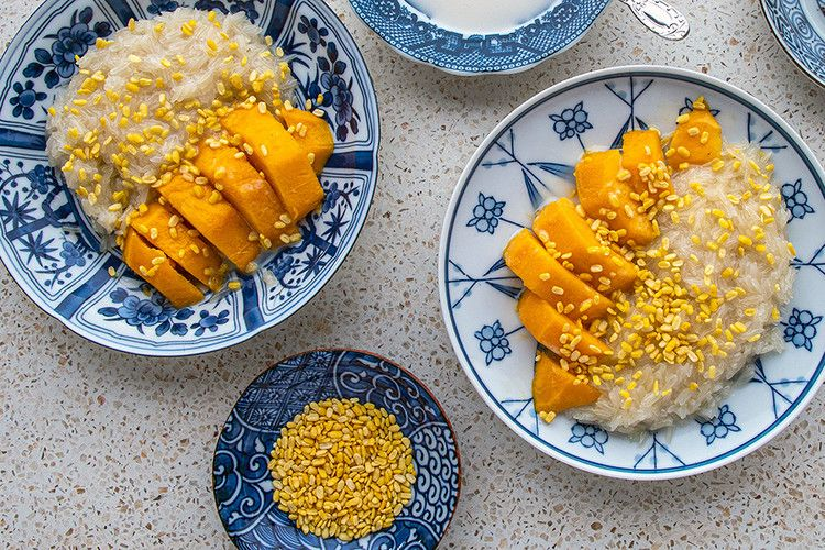 This Mango Sticky Rice Recipe by Chef David Thompson Is ...