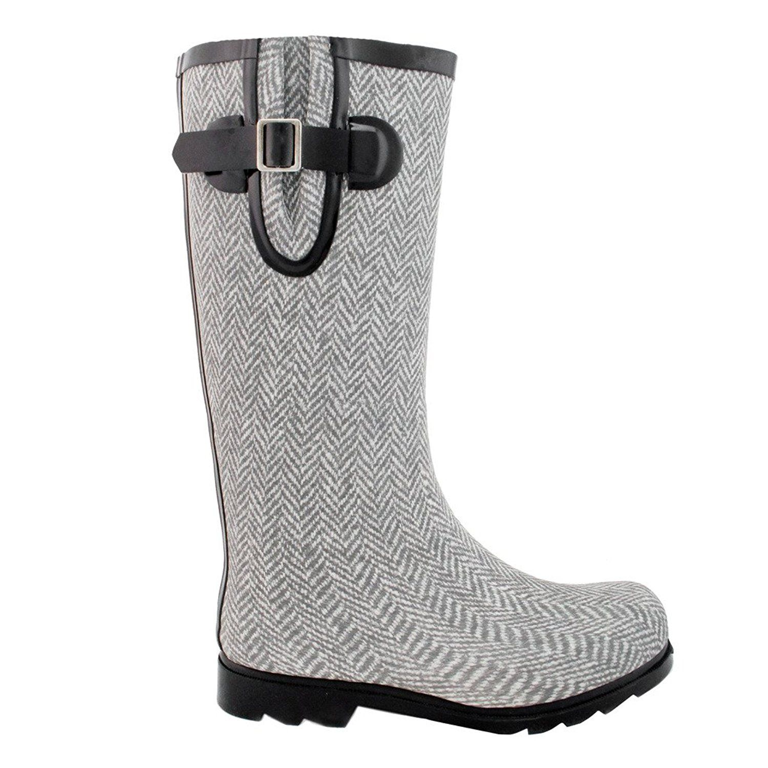 Nomad Women's Puddles Hurricane Rain Boot TRENDS SNJ SHOES >>> Want to know more, click on the image.