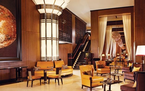Lovely Mixed Art Deco Inspired In 45 Park Lane Hotel, London, UK   Interior Amazing Pictures