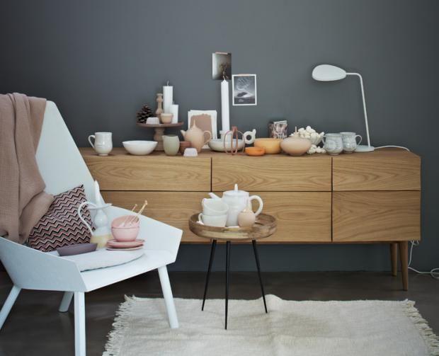 Keramik In Zartem Pastell Wohnen Dekoration Wohnung Und Schoner Wohnen