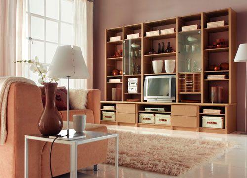 Lundia Tv Kast.Lundia Tv Meubel Plank Kasten Op Maat Huis Ideeen