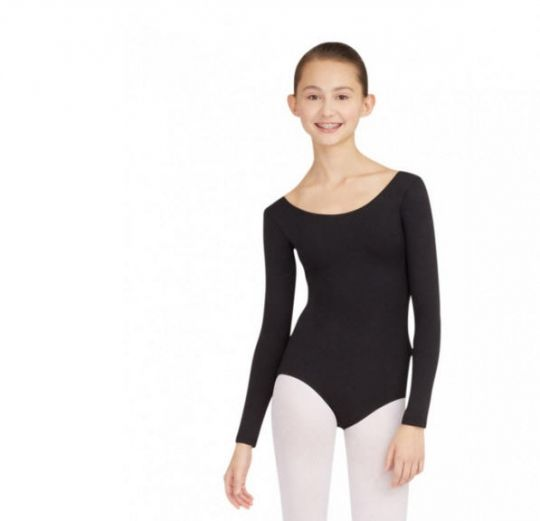 8ac77469ad05 Kids and Adult Team Basics Long Sleeve Ballet Dance Leotard by ...