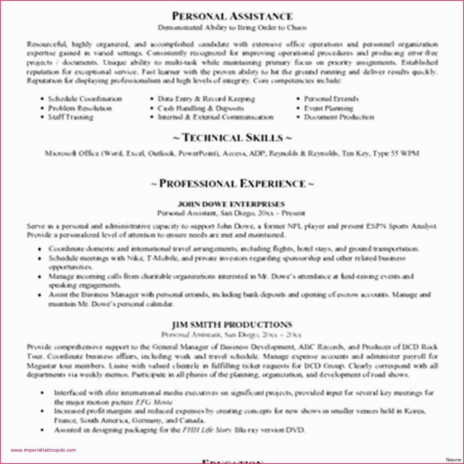 Administrative Assistant Resume, administrative assistant
